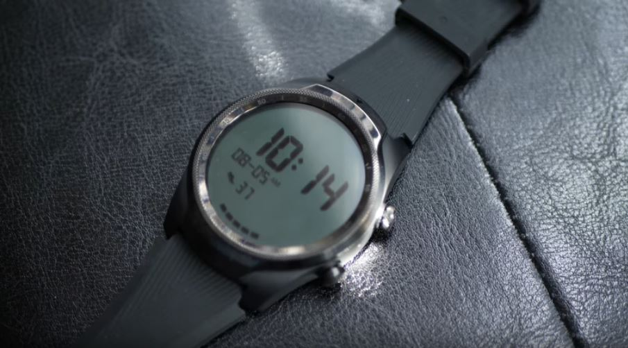 TicWatch Pro 4G LTE edition